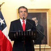 """<p class=""""caption"""">Eduardo Frei Ruiz-Tagle war wie sein Vater Präsident von Chile. FFC</p>"""