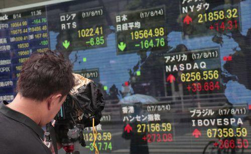 Eine Analyse der Finanzdienstleister zu den Aktienmärkten zeigt: Geduld ist für die Rendite wichtiger als das Timing. Foto: AP