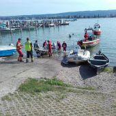Schwerer Bootsunfall fordert drei Verletzte