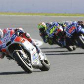 Rossi verpasst Sieg nur ganz knapp