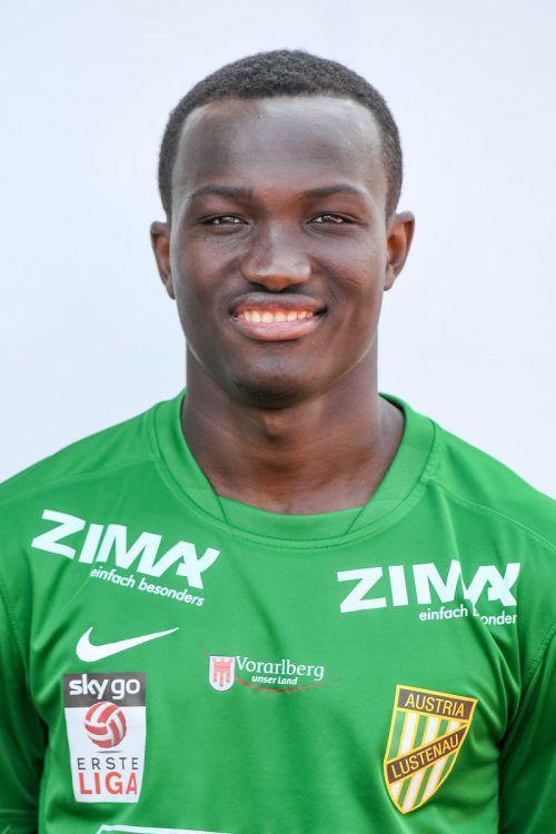 Ex-Austria-Stürmer Raphael Dwamena bleibt beim FC Zürich. gepa