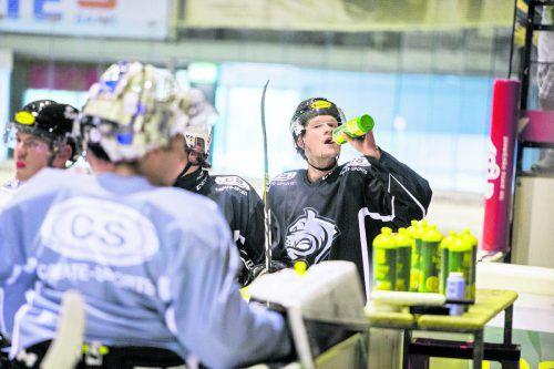 Ex-NHL-Stürmer Matt Fraser ist einer der neuen Hoffnungsträger im Team der Bulldogs Dornbirn. Foto: sams