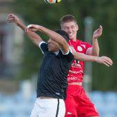 FC Dornbirn siegt bei Bregenz nach Elferkrimi