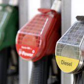 Dieselmotor stottert bis zum Österreich-Gipfel