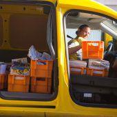 Österreichische Post wächst mit Paketen