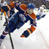 Megavertrag für NHL-Youngster Draisaitl