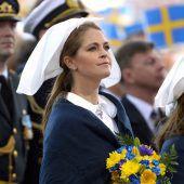 Prinzessin Madeleine erwartet drittes Kind