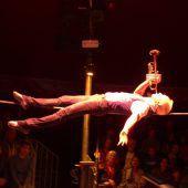 Amüsante Zirkuskunst