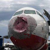 Pilot landet Airbus im Blindflug