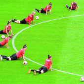 Österreichs Fußballfrauen wollen sich den Finaltraum erfüllen