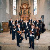 Barockmatinee in Schwarzacher Kirche