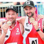 Silber für Clemens Doppler und Alexander Horst bei der Heim-WM in Wien