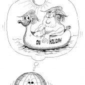 Urlaub für die Welt!