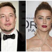 Amber Heard und Tesla-Chef getrennt