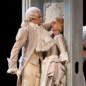 Jubel für Figaro