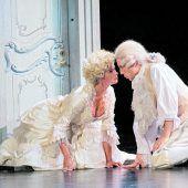 Die Hochzeit des Figaro lässt witzigen Festspiel-Schlussakkord erwarten