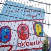 Drei Interessenten für insolvente Air Berlin