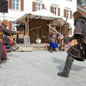 Mittelalterspektakel im Montafon