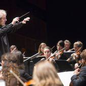 Letztes Orchesterkonzert