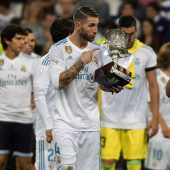Real Madrid holt Supercup in Spanien