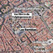 Terroranschlag im Herzen Barcelonas