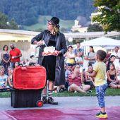 Buntes Rahmenprogramm beim Hafenfest in Bregenz