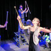 Im Freudenhaus werden Artistik und Zirkuskunst veredelt
