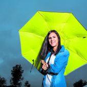 Mit Schirm und guter Laune gegen das Regenwetter