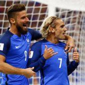 Frankreich jubelt, Oranje droht das WM-Aus