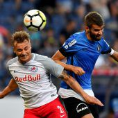 RB Salzburg spaziert in die Europa League
