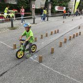 Radsportfest für die Jüngsten