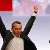 Die SPÖ macht nun einen Schritt nach links