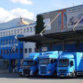 Gebrüder Weiss verstärkt sich in Tirol