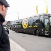 Anklage nach Anschlag auf BVB-Teambus