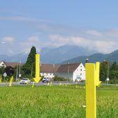 Gelbe Karte für Abfälle auch in Bludenz