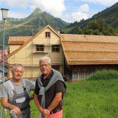 Kulisse Pfarrhof wird zum FIS-Skimuseum