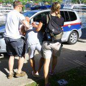 Mehrere Festnahmen bei Suchtgiftrazzia