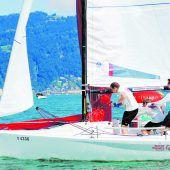 Max Trippolt auf Rang sechs am Achensee