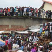 Noch 600 Vermisste  nach Erdrutsch