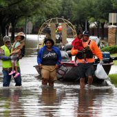 New Orleans zittert vor Tropensturm Harvey