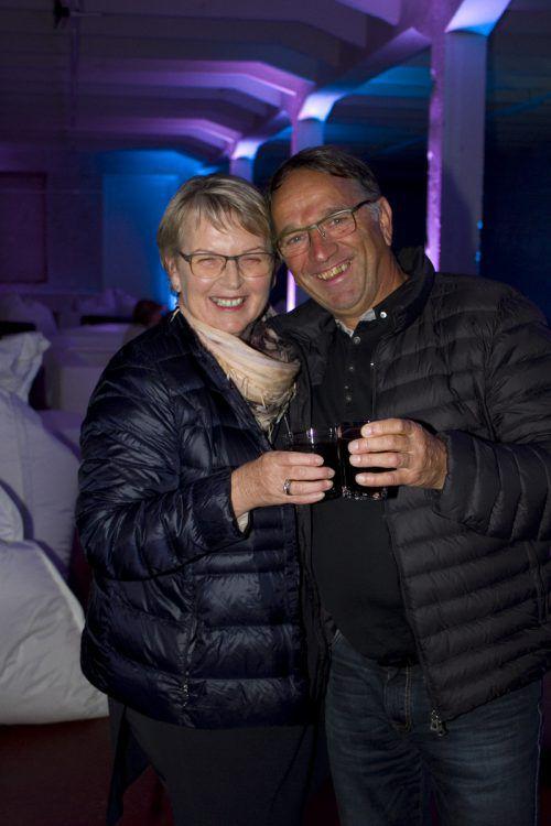 Irmgard und Othmar Schneider.