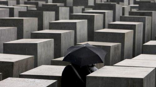 Jäckel hatte sich für das Mahnmal in Berlin stark gemacht. Foto:AP