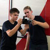 In Klaus formiert sich eine Jugendfilmgruppe