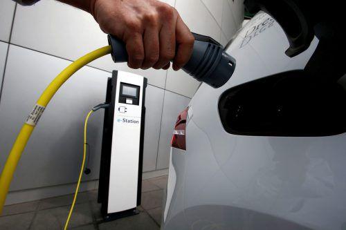 Kommt die europaweise Quote für E-Autos? reuters