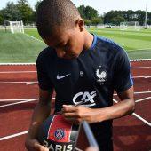 Perfekt! Mbappé zu Paris SG