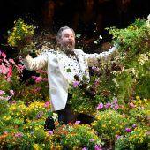 Über Blumen- und Klangpracht zu neuen Sichtweisen