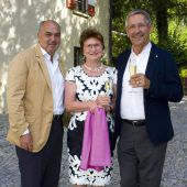 Wiener Seligkeit im Schlossgarten