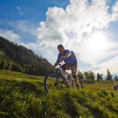 Mit dem E-Bike als Gipfelstürmer
