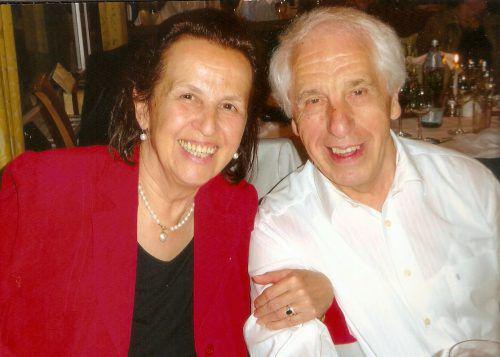 Mit Stolz blicken Carla und Herbert Peter auf 50 Ehejahre zurück. Foto: kl
