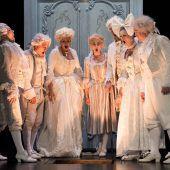 Premiere: Die Hochzeit des Figaro